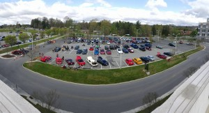 Overview of the Spring 2016 Car Show Photo Credit: Ian Patrick